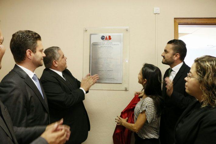 Nova sala de apoio ao advogado no Fórum Dr. Pedro Aleixo