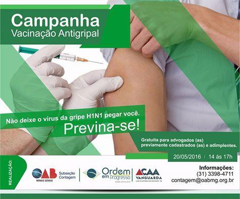 Campanha Vacinação Antigripal