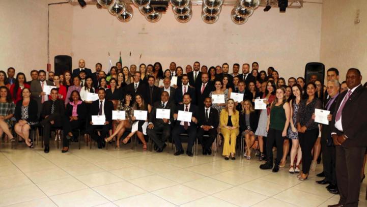 Solenidade de Posse das Comissões 2016