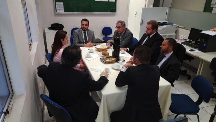 Reunião dos Coordenadores do Curso de Direito