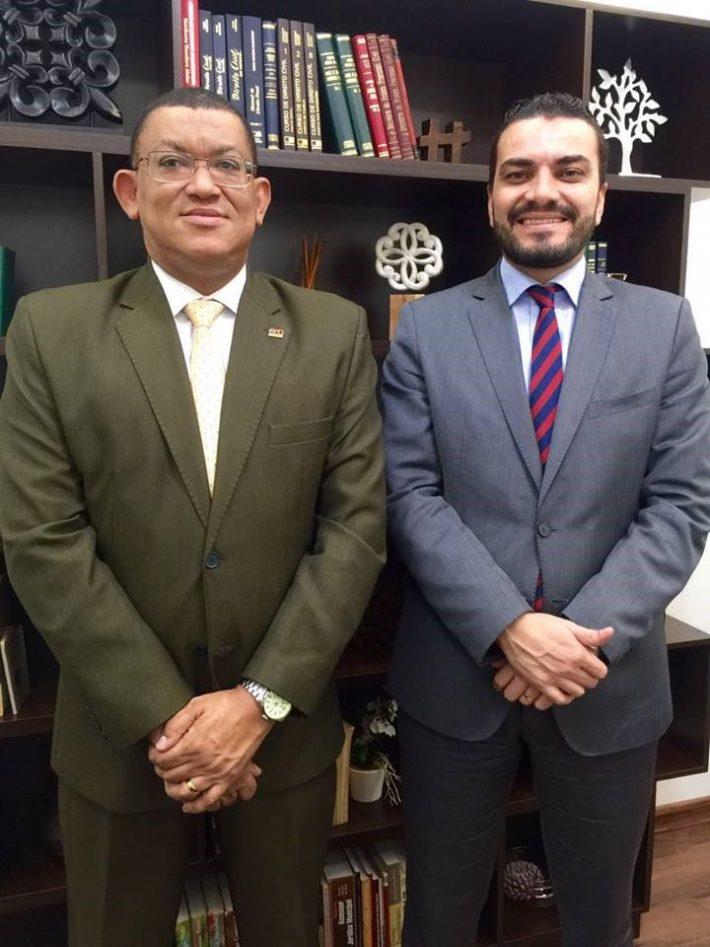 Nomeação do Dr. Marcos Aurélio de Souza Santos