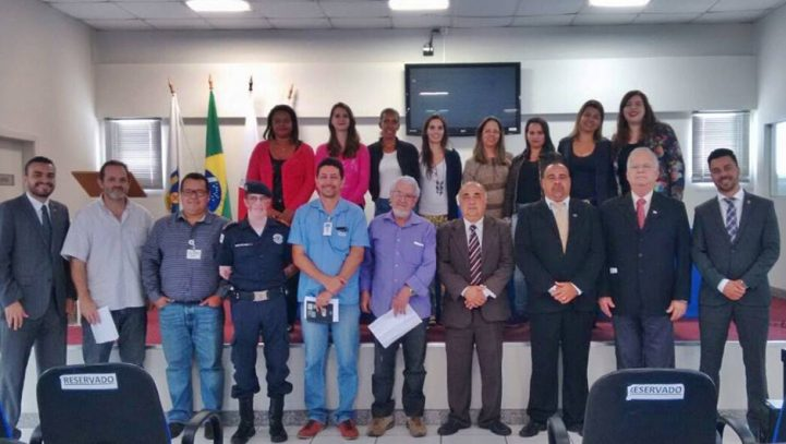 Reunião Conselho Municipal de Defesa Social