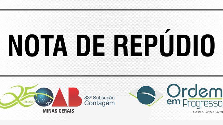 NOTA DE REPÚDIO À REFORMA DA PREVIDÊNCIA SOCIAL
