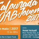 Calourada OAB Jovem 2017