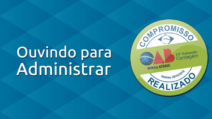 Presidente envia ofício aos juízes da Comarca acerca da fixação dos Honorários de Advogados Dativos