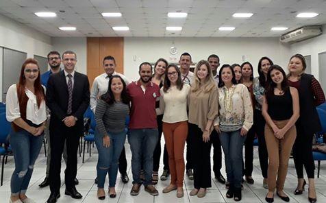 Reunião da Comissão da OAB Jovem