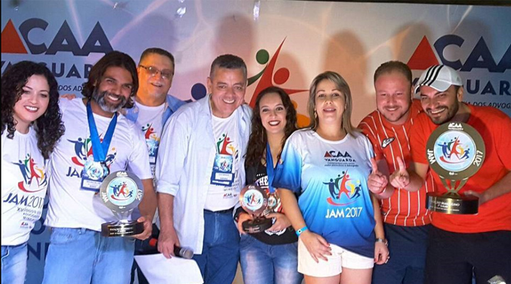 Jogos dos Advogados Mineiros 2017