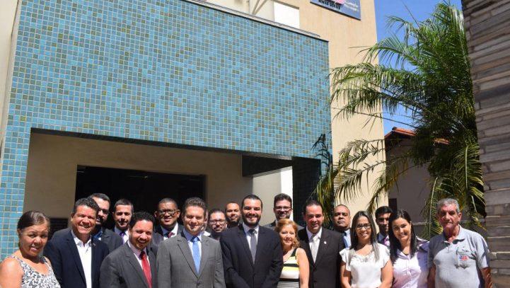 Aprovadas revitalizações em salas da OAB Contagem