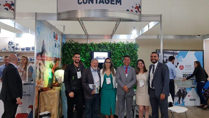 OAB Contagem é destaque na Conferência Estadual da Advocacia Mineira