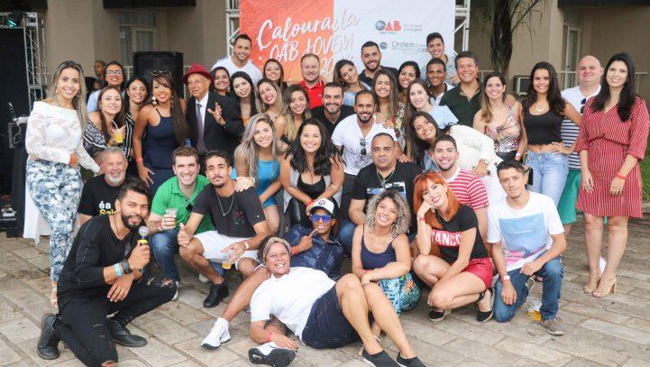 OAB Contagem promove Calourada da OAB Jovem