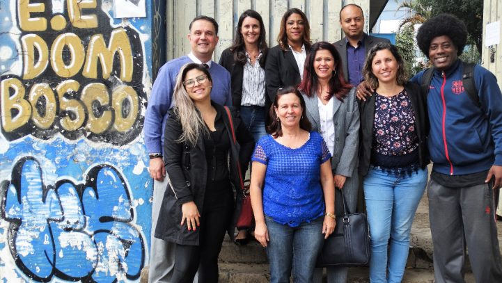 """Comissão """"OAB Vai à Escola"""" trata sobre Bullying e Atos Infracionais"""
