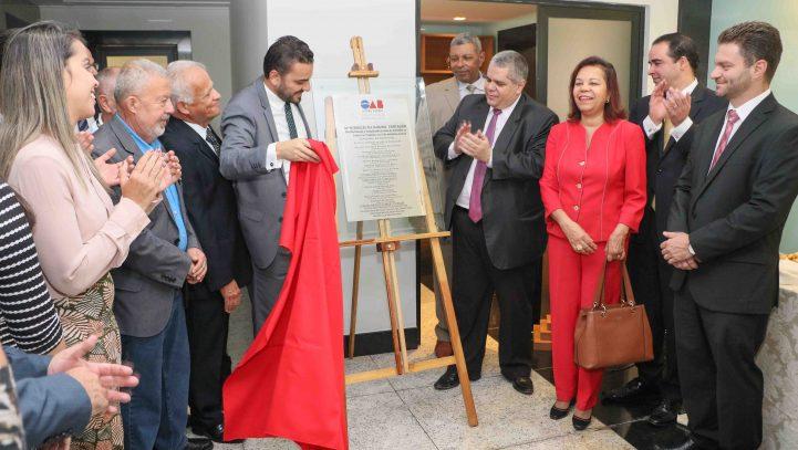 OAB Contagem revitaliza Sala do Advogado na Justiça do Trabalho da comarca