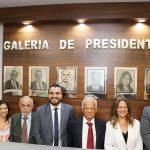 OAB Contagem inaugura Galeria de Presidentes