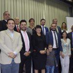 Diretoria eleita da OAB Contagem recebe Moção na Câmara Municipal