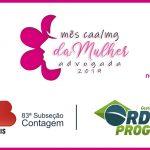 Programação especial para o Mês da Mulher Advogada