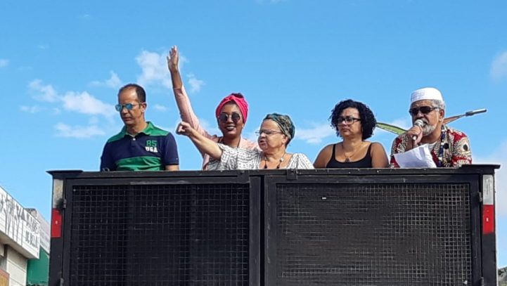 6ª Marcha de Enfrentamento e Combate ao Racismo e Intolerância Religiosa