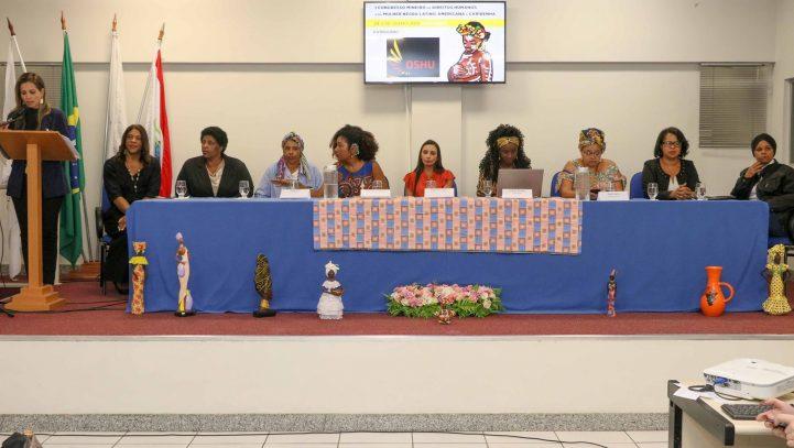 1° Congresso Mineiro de Direitos Humanos e da Mulher Negra, Latino-Americana e Caribenha