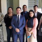 OAB Contagem realiza inspeção na Penitenciária Nelson Hungria