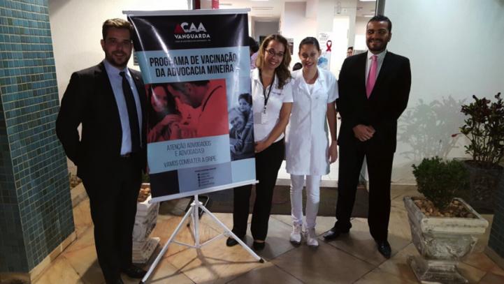 Campanha da Vacinação Anti Gripal