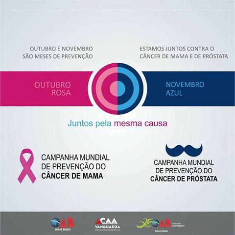 Convênio Prevenção Contra o Câncer de Mama e Próstata