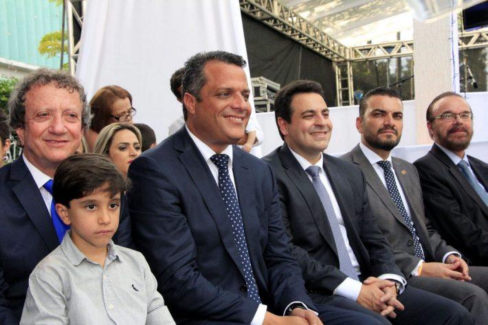 OAB Contagem participa da solenidade de posse do novo prefeito do município
