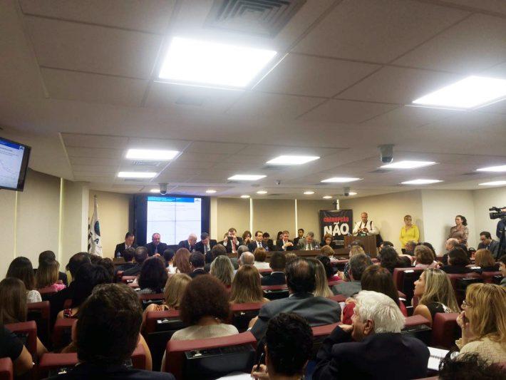 OAB Contagem participa de audiência sobre reforma da previdência em SP