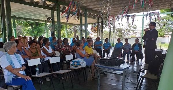 OAB Contagem esteve presente no Espaço Bem Viver em Contagem em comemoração ao mês do consumidor