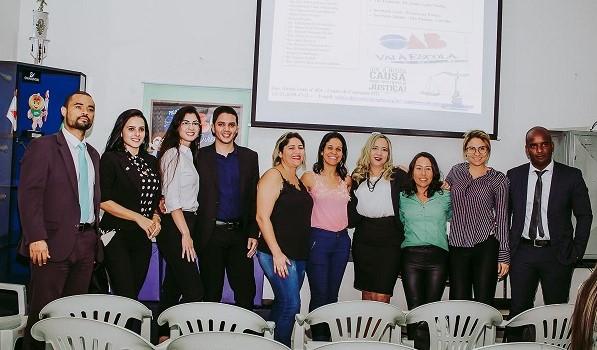 OAB Contagem realiza palestra na E. M. Pedro de Alcântara