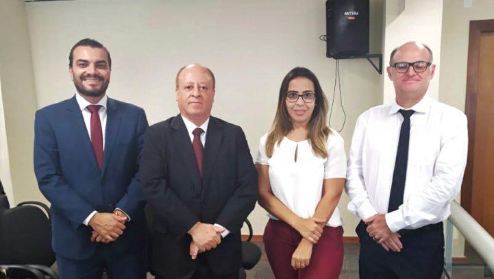 OAB Contagem acompanha a Correição Ordinária do Fórum